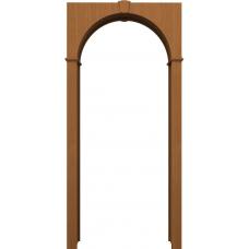 Межкомнатная арка «Браво» шпон