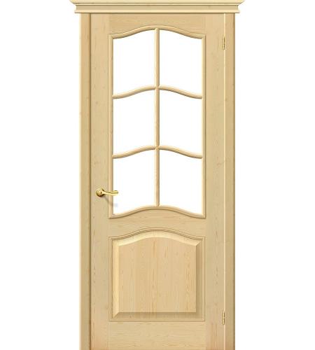 Межкомнатная дверь массив сосны «М7»