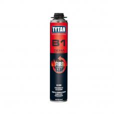Пена проф огнестойкая Tytan В1