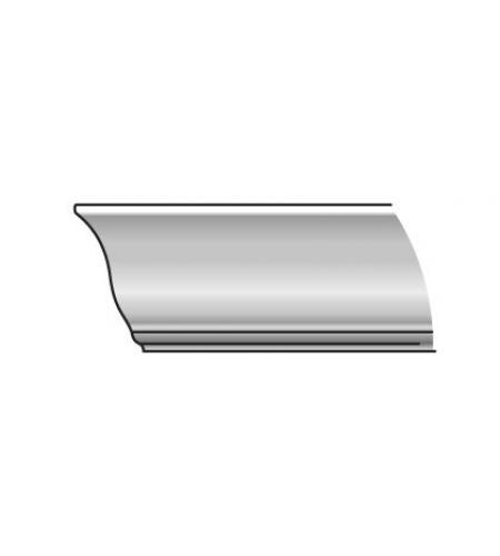 Карниз 60/70/80/90 см  П-23 (Белый)