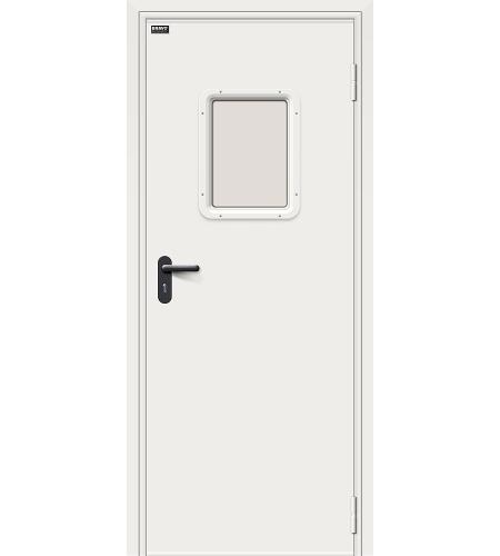 Противопожарные двери  Противопожарная дверь «ДПО-1»  Серый