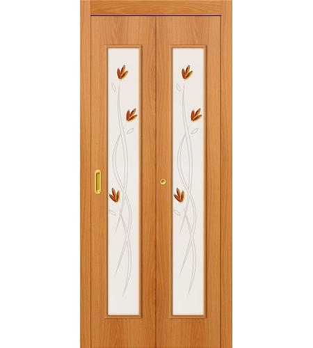 Дверь складная межкомнатная ламинированная 22Х