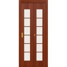Дверь складная межкомнатная ламинированная 2С