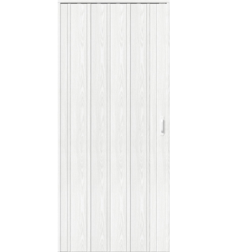 Складные двери  Складная дверь-гармошка ДСК 007  Серый ясень