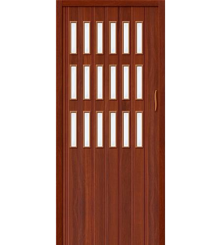 Складные двери  Браво-018  ИталОрех