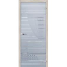 Стеклянная дверь межкомнатная «Грация»