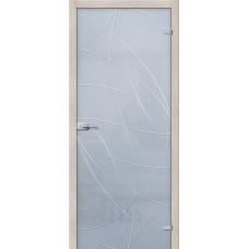 Стеклянная дверь межкомнатная «Аврора»