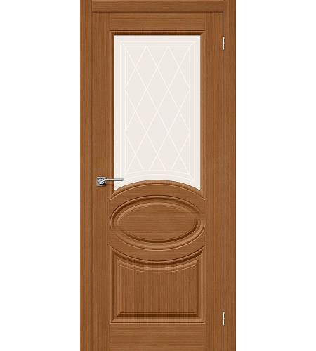 Дверь межкомнатная шпонированная «Статус-21»
