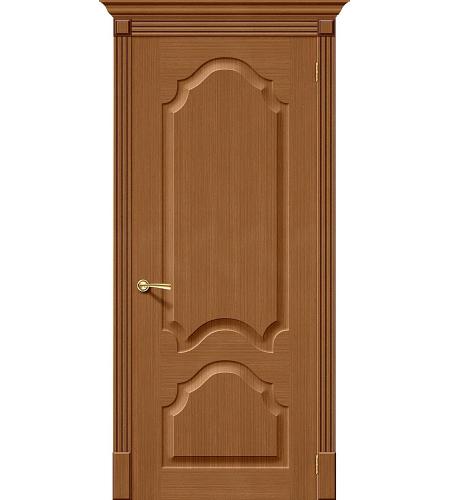 Межкомнатные двери  Дверь межкомнатная шпонированная «Афина»  Ф-11 (Орех)