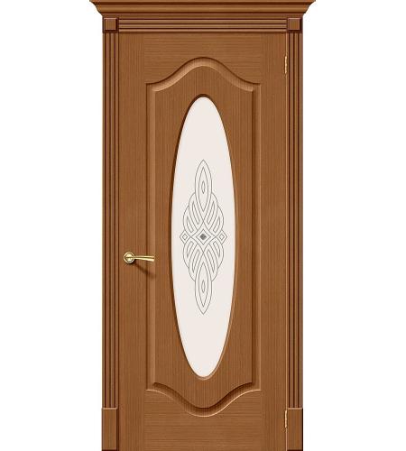 Дверь межкомнатная шпонированная «Аура»