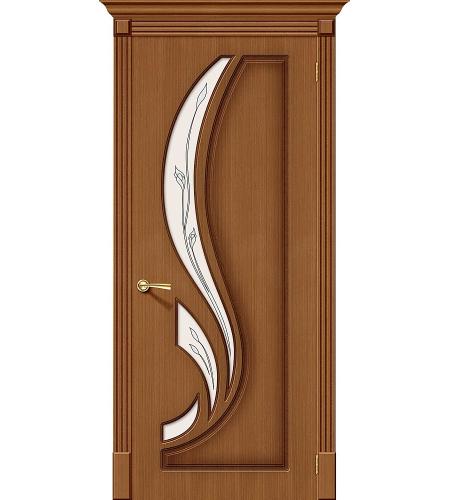 Дверь межкомнатная шпонированная «Лилия»