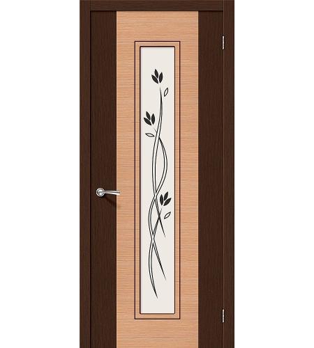 Дверь межкомнатная шпонированная «Этюд»