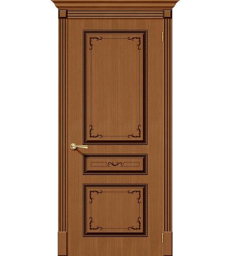 Межкомнатные двери  Дверь межкомнатная шпонированная «Классика»  Ф-11 (Орех)