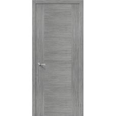 Дверь межкомнатная шпонированная «Рондо»