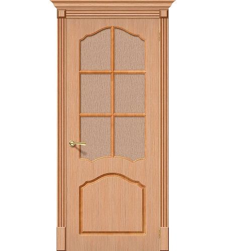 Дверь межкомнатная шпонированная «Каролина»