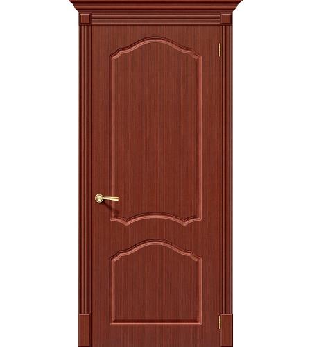 Межкомнатные двери  Дверь межкомнатная шпонированная «Каролина»  Ф-15 (Макоре)