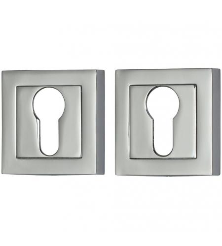Фурнитура для дверей  Накладка для замка A/Z-2CL  C Хром