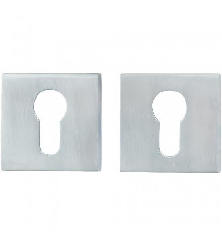 Фурнитура для дверей  Накладка для замка A/Z-9CL  BС БрашХром