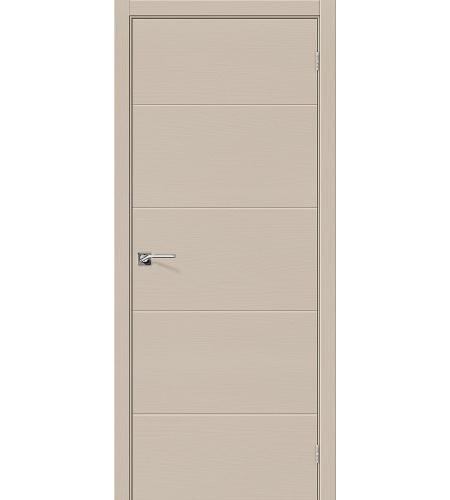 Межкомнатная дверь «Вуд Арт-2.H» шпон