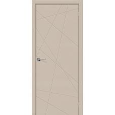 Межкомнатная дверь «Вуд Арт-5.H» шпон