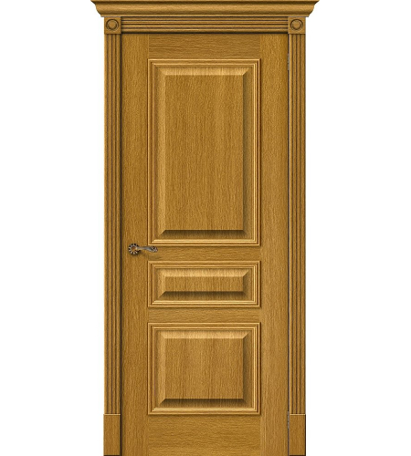 Межкомнатная дверь «Классик-14» шпон