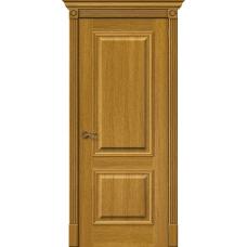 Межкомнатная дверь «Классик-12» шпон