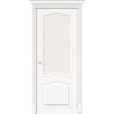 Межкомнатная дверь «Классик-55» шпон