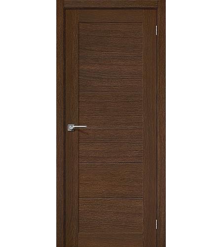 Межкомнатные двери  Межкомнатная дверь «Модерн-21» шпон  Golden Oak