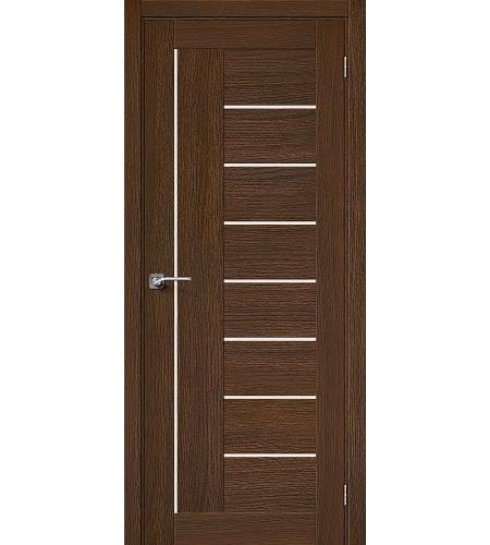 Межкомнатные двери  Межкомнатная дверь «Модерн-29» шпон  Golden Oak