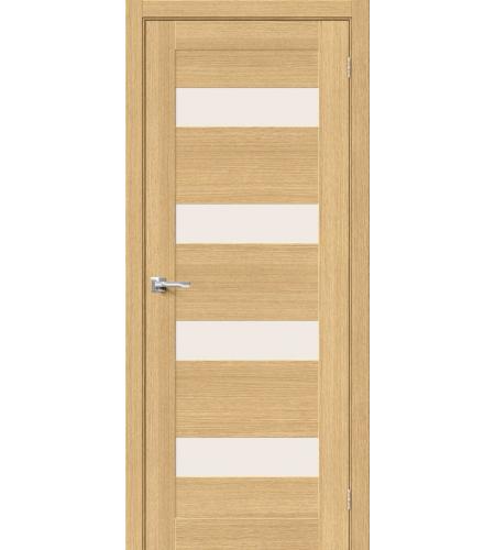 Межкомнатные двери  Межкомнатная дверь «Модерн-23» шпон  Just Oak