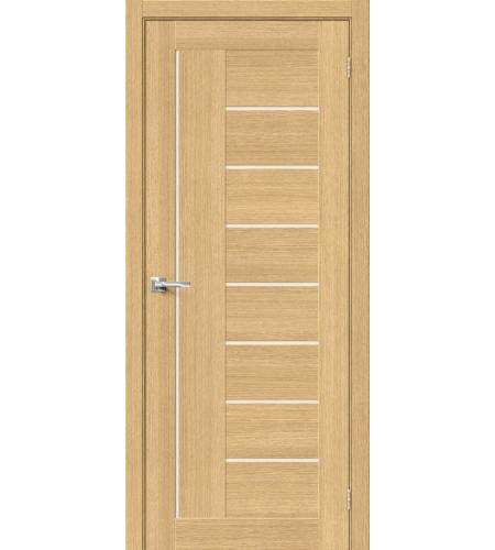 Межкомнатные двери  Межкомнатная дверь «Модерн-29» шпон  Just Oak