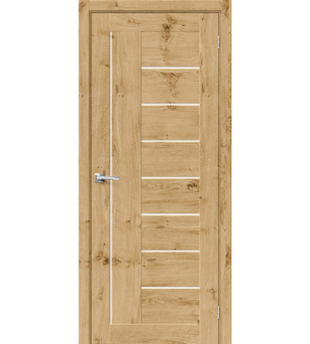 Межкомнатные двери  Межкомнатная дверь «Модерн-29» шпон  Barn Oak
