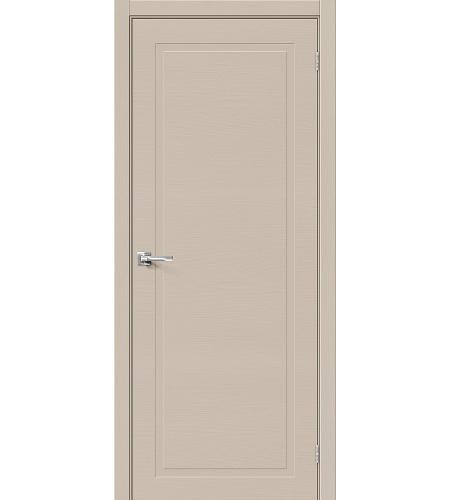 Межкомнатные двери  Межкомнатная дверь «НеоКлассик-10.H» шпон  Latte