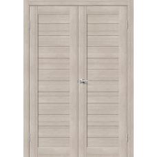 Межкомнатная дверь «Порта-21 (2П-03)» экошпон