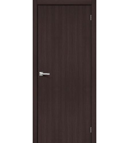 Межкомнатные двери  Браво-0  Wenge Veralinga