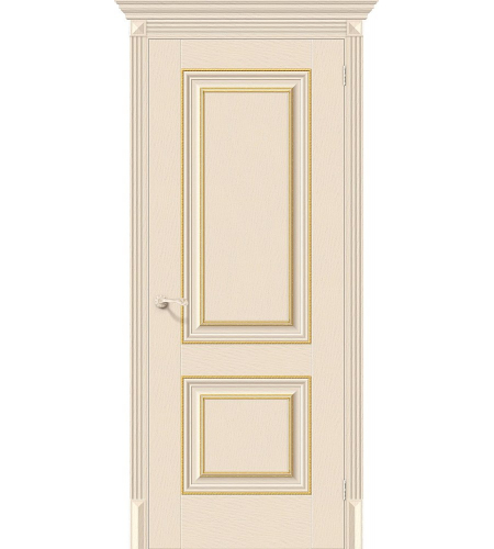 Межкомнатные двери  Классико-32G-27  Ivory