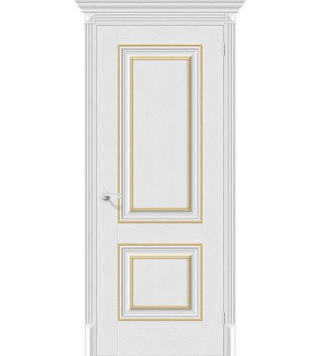 Межкомнатные двери  Классико-32G-27  Virgin