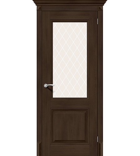 Межкомнатные двери  Классико-33  Dark Oak