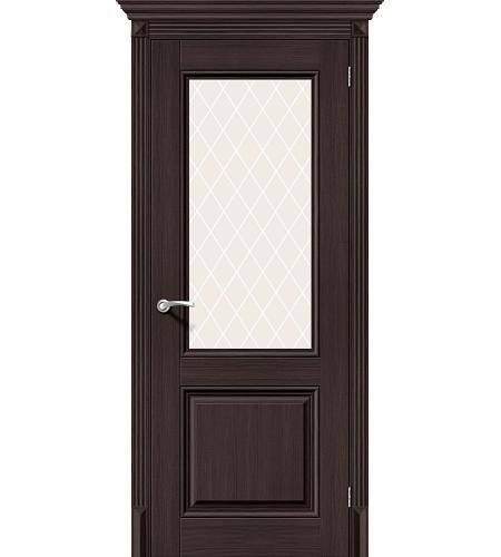 Межкомнатные двери  Классико-33  Wenge Veralinga