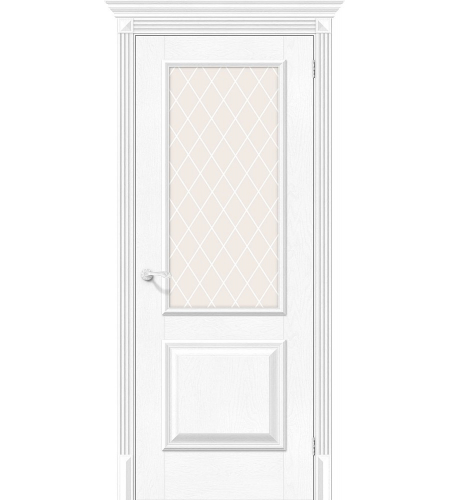 Межкомнатные двери  Классико-13  White Softwood