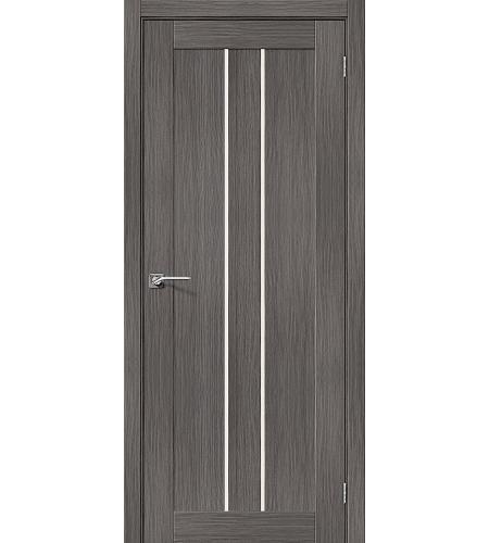 Межкомнатные двери  Порта-24  Grey Veralinga