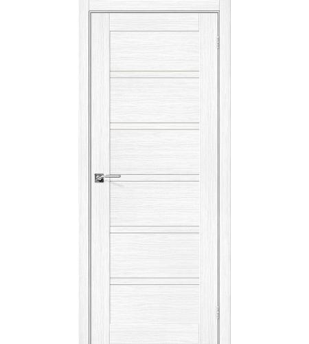 Межкомнатные двери  Порта-28  Snow Veralinga