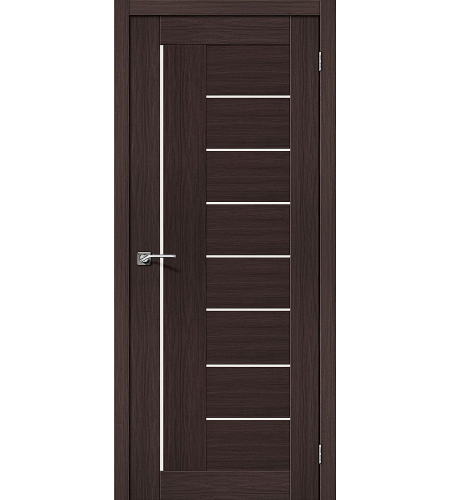 Межкомнатные двери  Порта-29  Wenge Veralinga