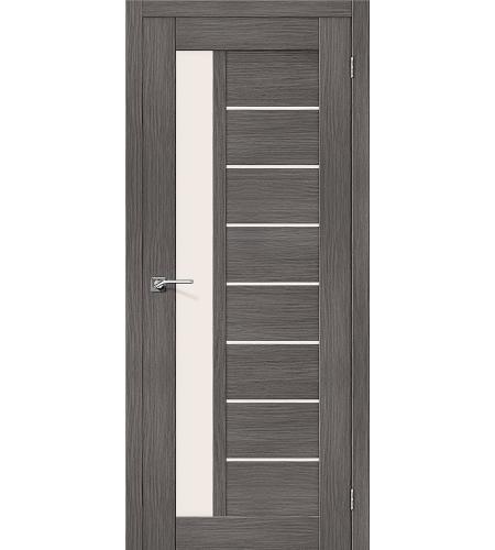 Межкомнатные двери  Порта-27  Grey Veralinga