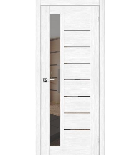Межкомнатные двери  Порта-27  Snow Veralinga