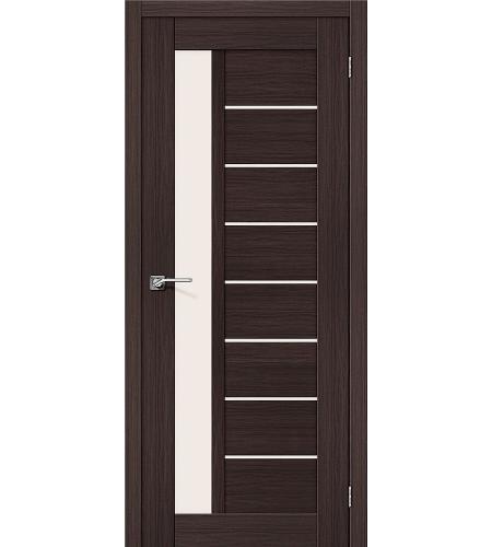 Межкомнатные двери  Порта-27  Wenge Veralinga