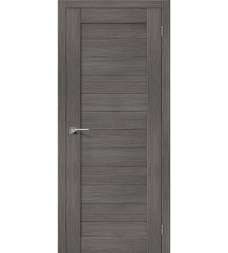 Межкомнатные двери  Порта-21  Grey Veralinga