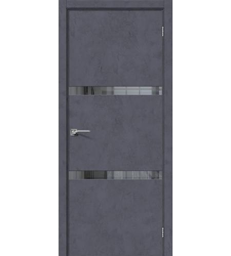 Межкомнатные двери  Порта-55 4AF  Graphite Art