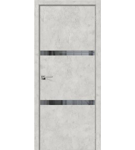 Межкомнатные двери  Порта-55 4AF  Grey Art