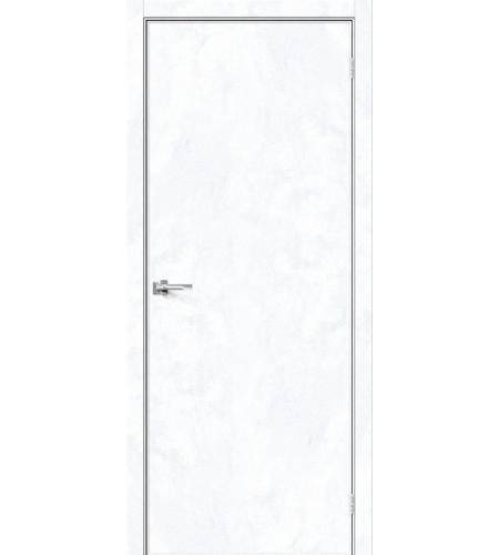 Межкомнатные двери  Порта-50 4AF  Snow Art